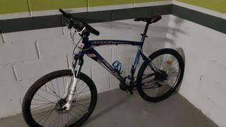 vendo bici mtb aluminio..