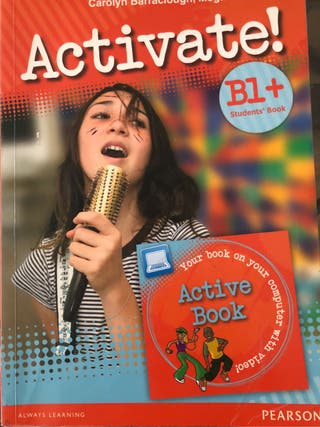 ACTÍVATE B1 student book