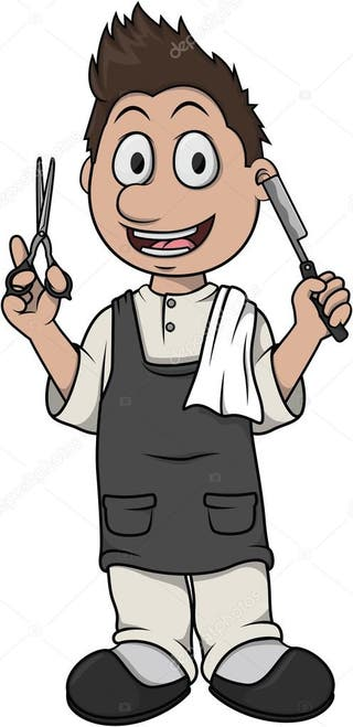 Barbero Profesional a Domicilio o en Barbería