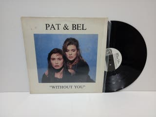 Pat y Bel Without you 1989 Don Disco ESP