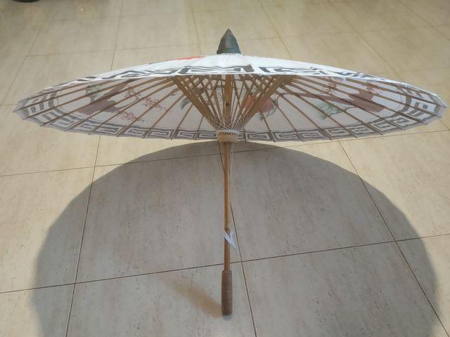 Paraguas Parasol Asiatico
