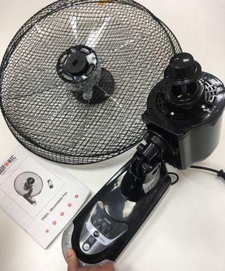 Ventilador de Pared 5 Aspas DURONIC