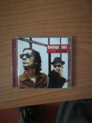 CD Santiago y Luis Auseron