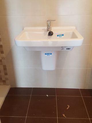 lavabo roca para baño