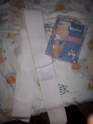 cinturón embarazada-postembarazo
