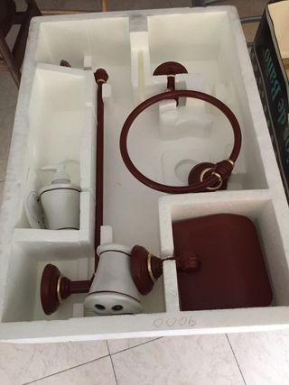 Caja accesorios