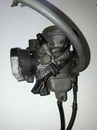 Honda cbf 250 carburador