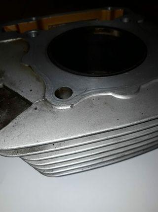 Honda cbf 250 cilindro y piston