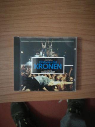 CD BSO Historias del Kronen