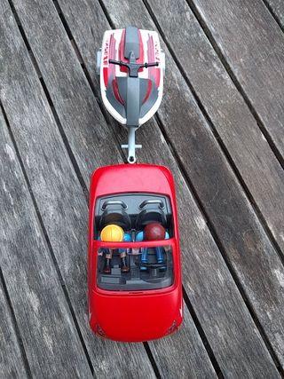 coche con moto de agua Playmobil