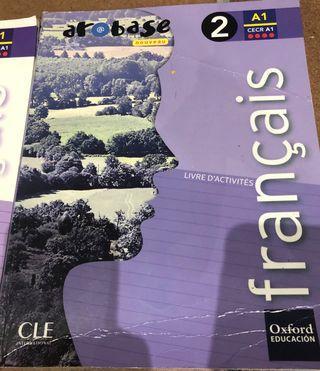 Francés nivel A1. 3 Libros