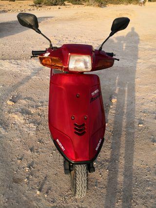 Suzuki Address 100cc 2t