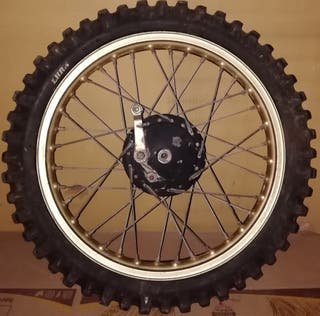 "rueda 18"" cross"