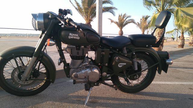 Vendo moto Royal Enfield Classic 500 Battle Green