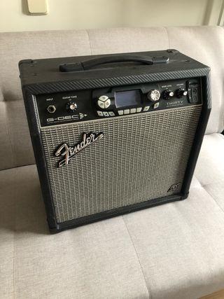 Vendo amplificador Fender G-Dec 30