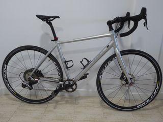 Bicicleta Gravel Trek Crossrip Talla 56