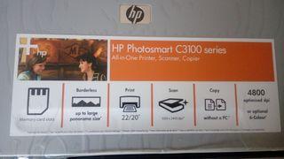 Impresora HP C3100 Seminueva