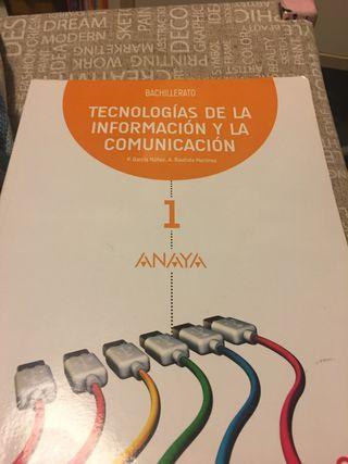 TECNOLOGÍAS DE LA INF. Y LA COMUNICACIÓN. ANAYA
