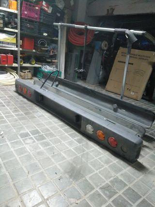 transportín de moto para autocaravana