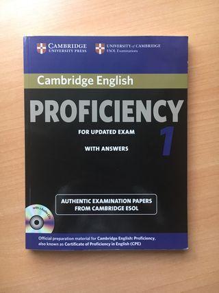 Proficiency for Updated Exam C2