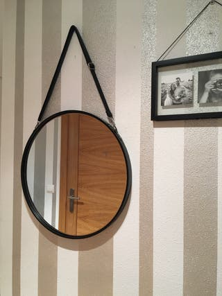Espejo rendondo