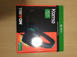 Tritton Lama Auriculares Stereo Negro Xbox One