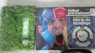 Memorias de la LFP y guía Marca de la liga 2009