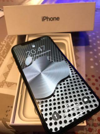 IPHONE X 64 GB garantía