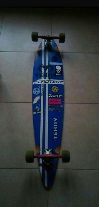 Longboard Tekny