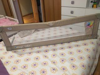 Barrera cama niños