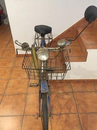 Bicicleta Bh especial varillas