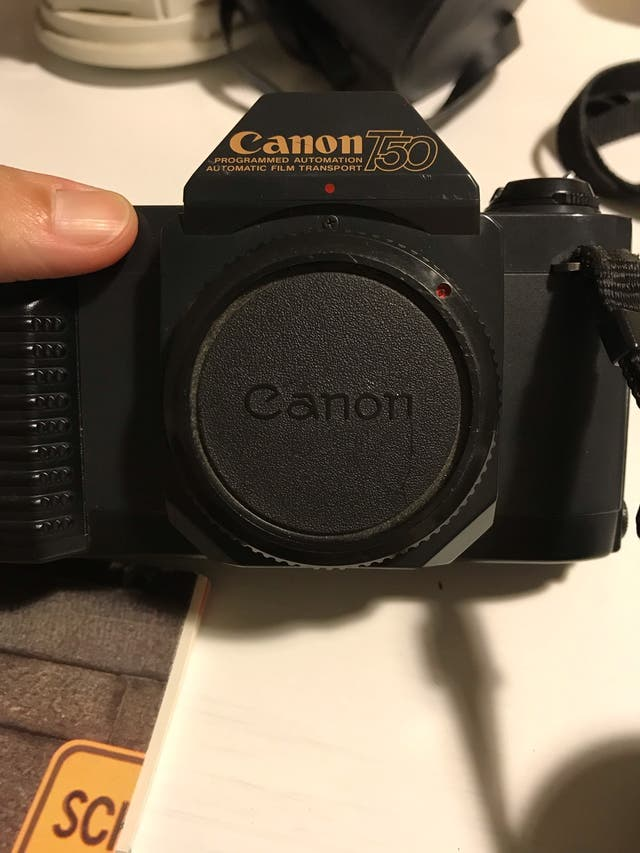 canon T50 y/o tamron 2.8 28mm