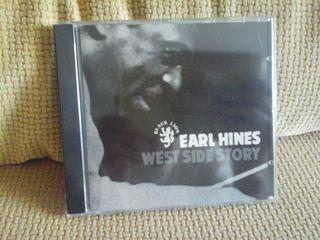 CD de EARL HINES ( JAZZ ) ( PRECINTADO )