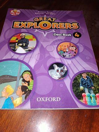 libro inglés Ed. Oxford