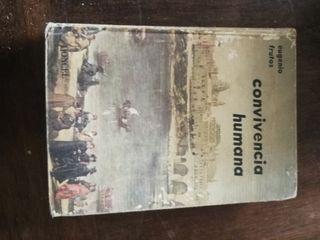"""Libro """"Convivencia humana"""""""