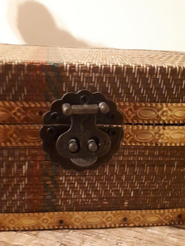 Caja madera//joyero