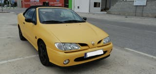 Renault Megane cabrio Williams