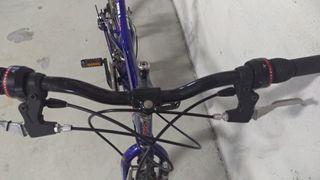 bicicleta niña 24 pulgadas azul nueva