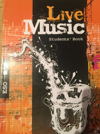 Live Music students' book 2 ESO
