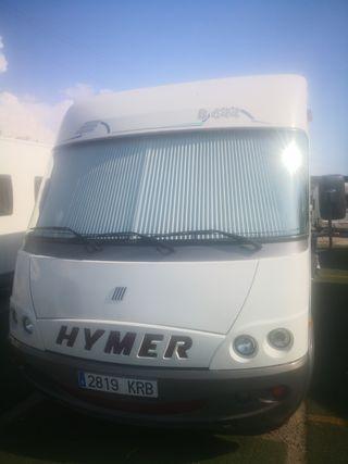 Hymer B 645 2001