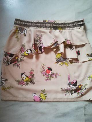 falda Pepaloves talla 38/40,nueva
