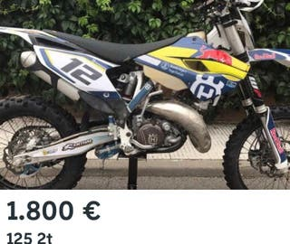 Moto de 125cc