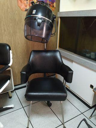 mobiliario para peluqueria