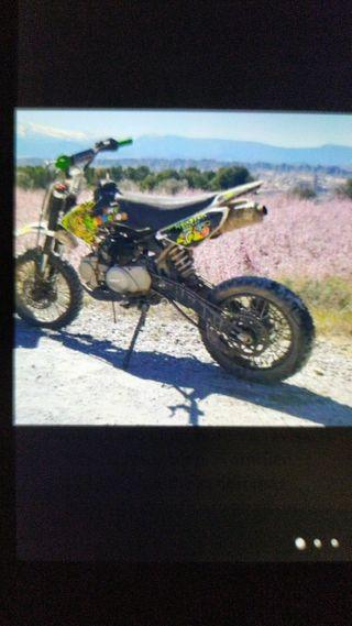 pit bike 125cc