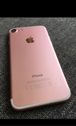 IPHONE 7 ROSA (IMPOLUTO)