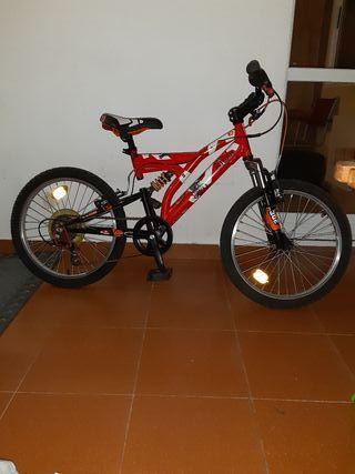 Bicicleta para niño.