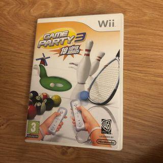 Vendo juego de Nintendo Wii