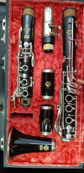 Clarinete Selmer Serie 10 Depose La