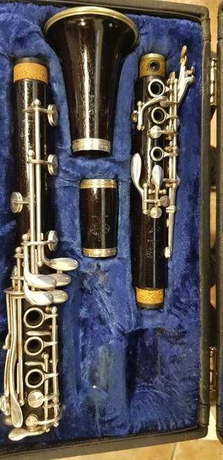 Remarkable Clarinete Buffet De Segunda Mano En Wallapop Home Interior And Landscaping Eliaenasavecom
