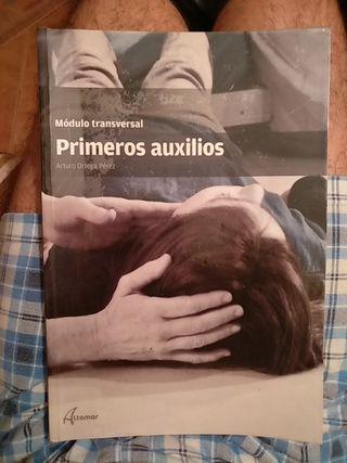 libro, primeros auxilios